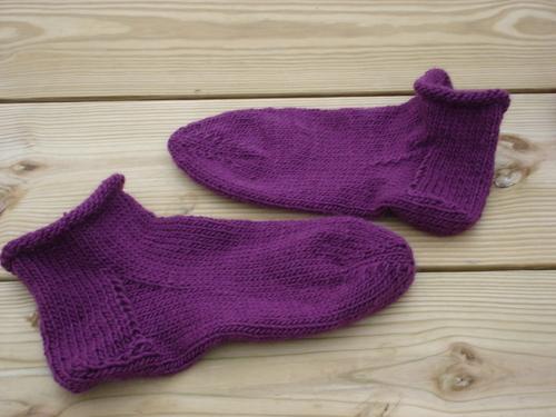 Fuzzy Feet Unfelted