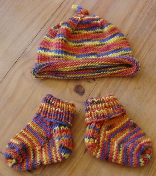 Fonzi's Hat and Socks