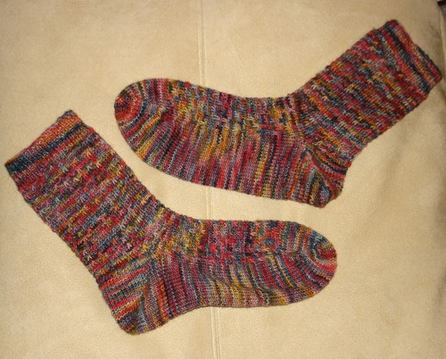 Koigu Socks, Take Two